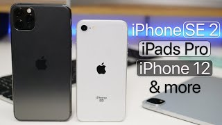 Gambar cover iPhone SE 2, iPhone 12, and 2020 iPads Pro - What to expect