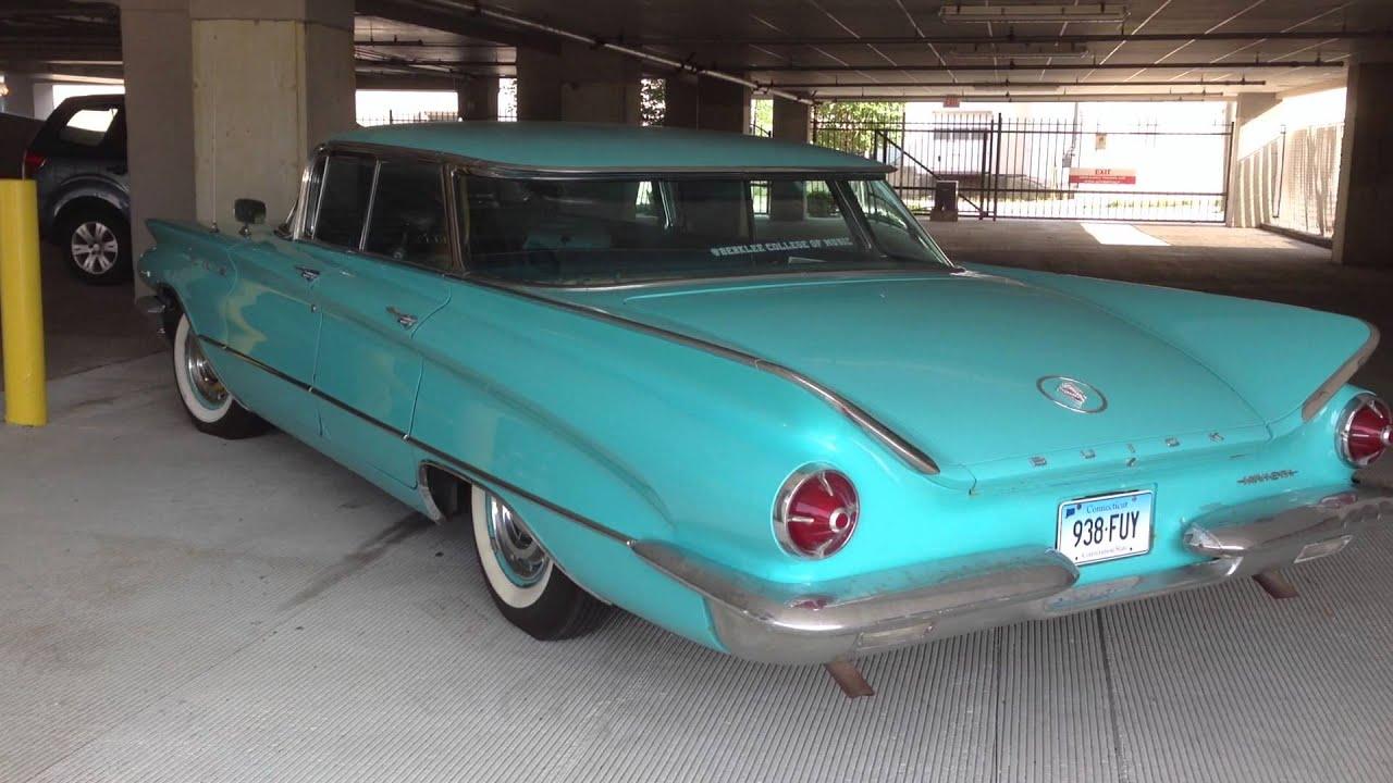 1960 Buick Invicta 4 Door Hardtop Not A Convertible