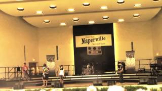 """Download lagu School Of Rock Naperville Woodstock Perform """"Going Up the Country"""" @ SOR Music Festival 8-17-13"""