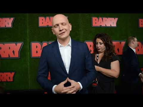 Barry Premiere LA  Itw Anthony Carrigan