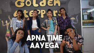 Apna Time Aayega | Dinesh Deo | Dance Choreography | Gully Boy |Neazy, Divine,Ranveer,Alia