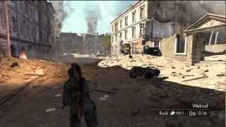Sniper Elite V2 Xbox 360 Demo Gameplay