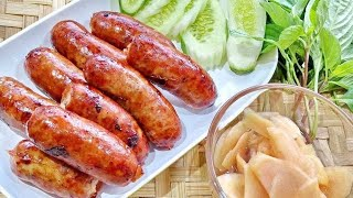 Thai Pork Sausage Northeast