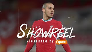Showreel: Thiago's eye-catching Anfield debut against Manchester United