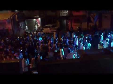 Video Of Ganesh Visarjan (Immersion) With DJ - Mumbai