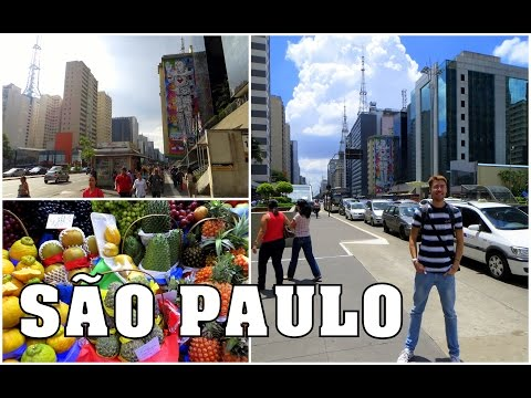 FOLLOW ME AROUND BRAZIL [1/14] São Paulo: New York of Latinamerica