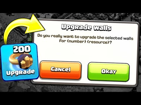 I'VE NEVER SEEN THIS BEFORE IN CLASH OF CLANS