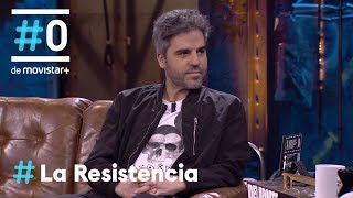 LA RESISTENCIA - Ernesto Sevilla: La momia fantástica returns   #LaResistencia 20.02.2019