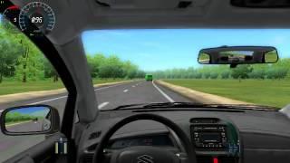 City Car Driving 1.3.3 Suzuki Liana