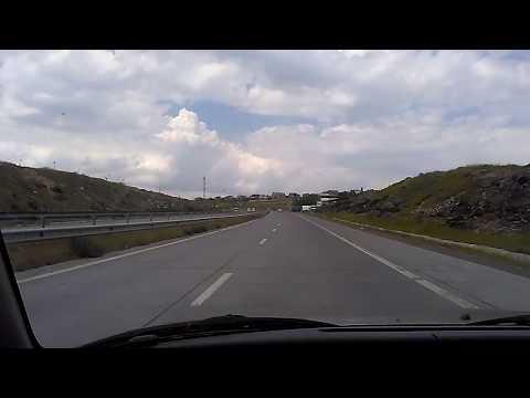 Дорога в город Аштарак, к храмам Ованаванк и Сагмосаванк, май 2019, Армения