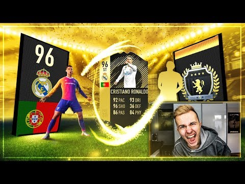 FIFA 18: RONALDO IF PACK OPENING + Elite 1 REWARDS 🔥🔥 Prime Icons + Team Umbau 🤔
