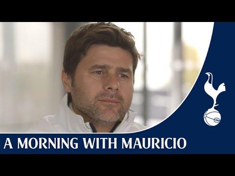 A Morning with Mauricio Pochettino