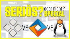 Seriös oder nicht? SPECIAL! - MMOGA vs. G2A vs. KINGUIN