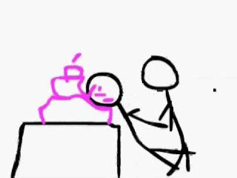 Happy Birthday Animation From Stickman Flash