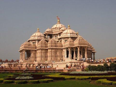 Delhi Akshardham temple Tour Guide Detail