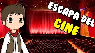 CINE ESCAPE ? Roblox Escape The Movie Theatre