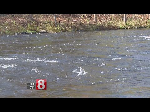 Another raw sewage spill into the Naugatuck River from Waterbury plant