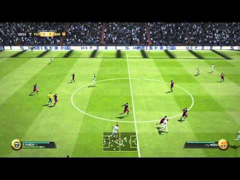 Amazing fifa goal