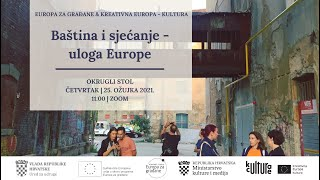 Download Baština i sjećanje- uloga Europe