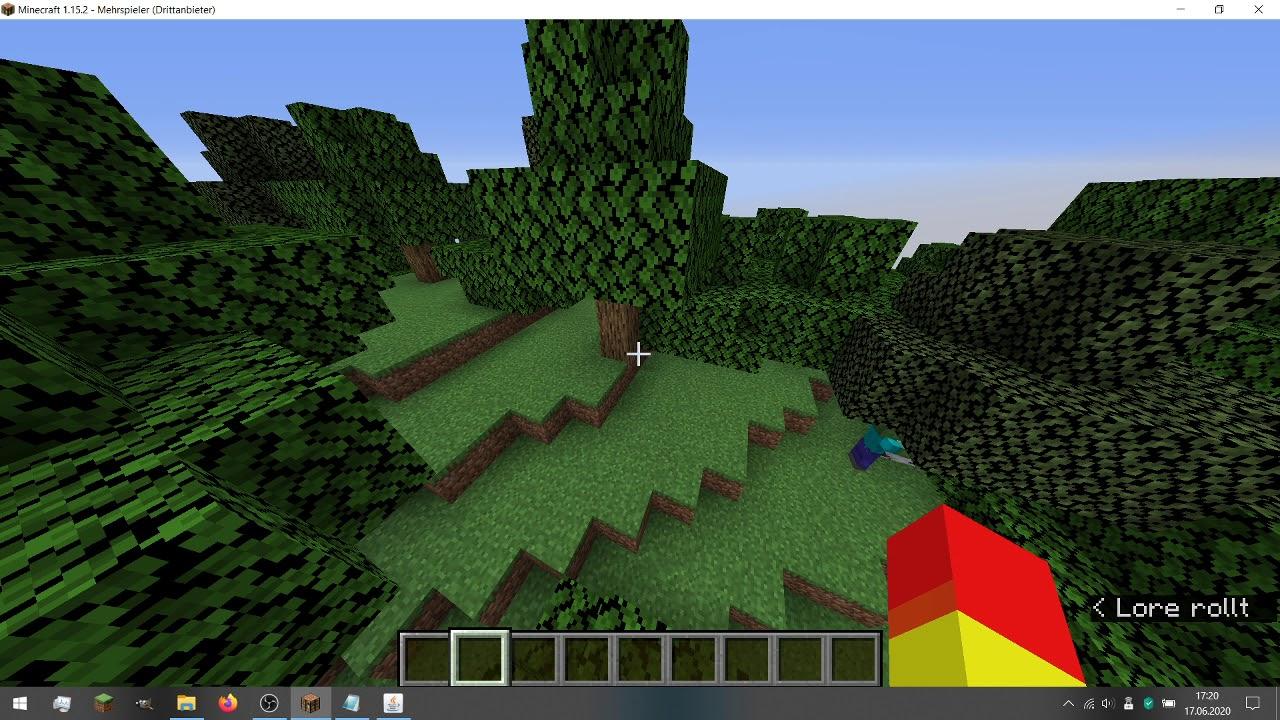 Minecraft Server Befehle