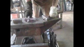 forjamento machado tomahawk forging a tomahawk axe