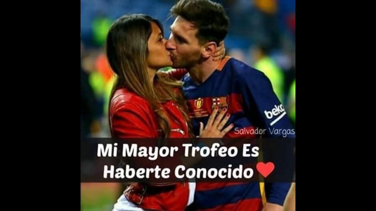Imagenes De Futbol De Amor Para Dedicar Youtube
