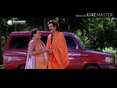 Dongi pandit ( kanchana ) comedy scene | bhoot ki entry  || raghav