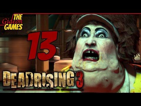 Прохождение Dead Rising 3: Apocalypse Edition на Русском [HD|PC] - Часть 13 (Я НЕ ТОЛСТАЯ!!!)
