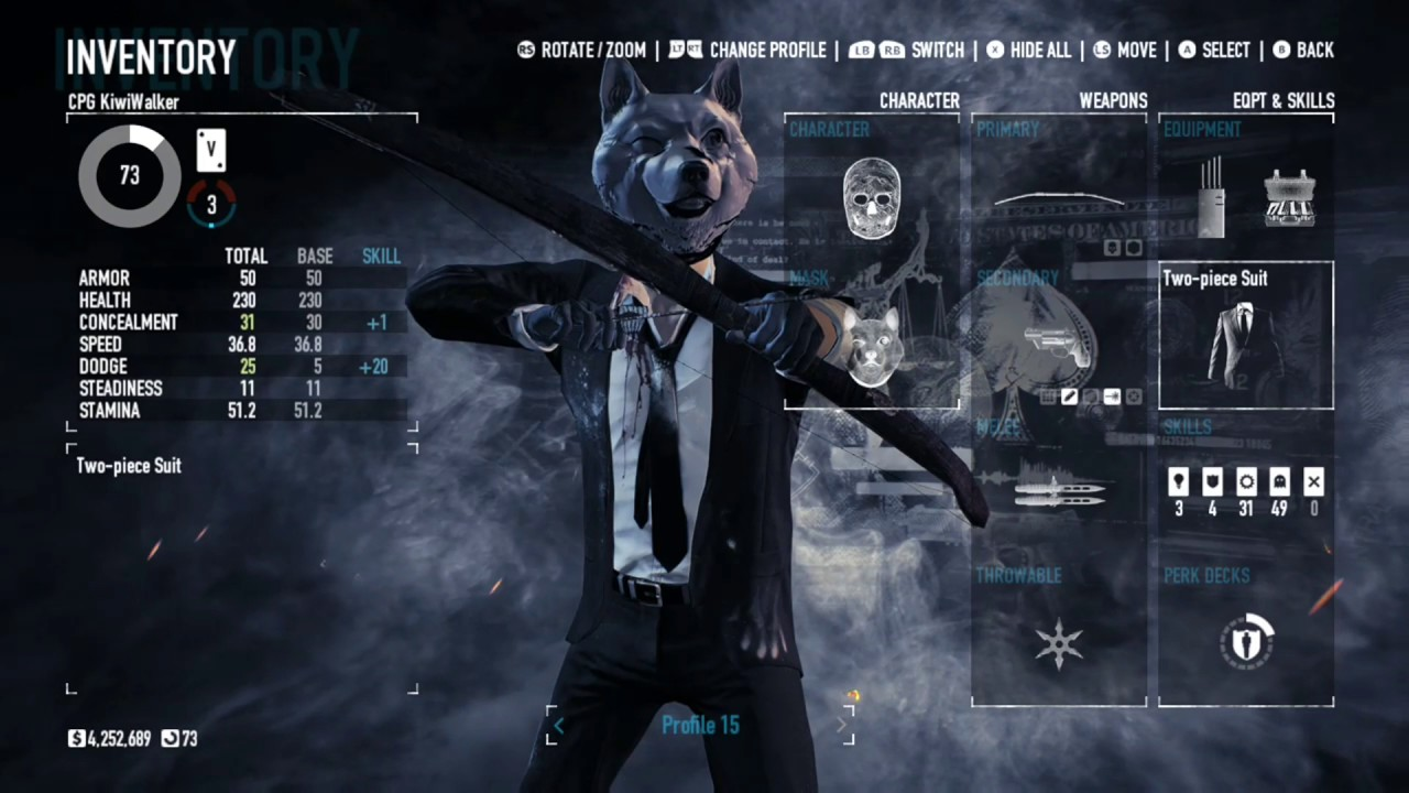 Payday 2 Best Stealth Build 2020 Payday 2 Crimewave Edition Stealth Build Most Wanted DLC Update