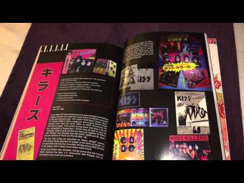 KISS - The Illustrated Guide to KISS in Japan 1975-2015 Book Review