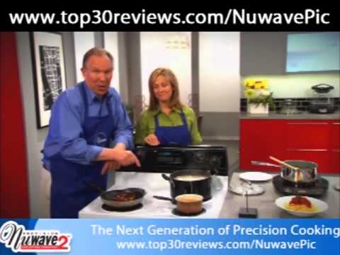 NuWave PIC - Precision Induction Cooktop - As Seen on TV ...