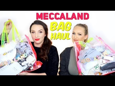 Meccaland Goodie Bag Haul