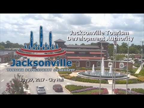 Jacksonville Tourism Development Authority July 27, 2017