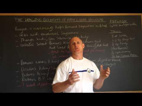 The Healing Benefits of Apple Cider Vinegar