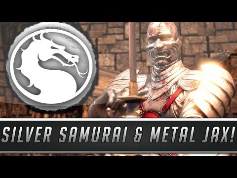 Логан против Серебряного Самурая