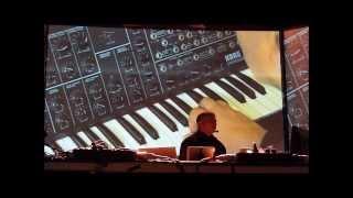 Karl Bartos - Life/ Computer Love/ Pocket Calculator (live @ BSF 2013)