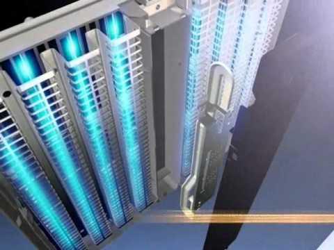 daikin photocalytic air purifier model mc707vm youtube rh youtube com