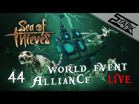 Sea Of Thieves - 44.Rész (World Event Hajó /Alliance Farmolás) - Stark