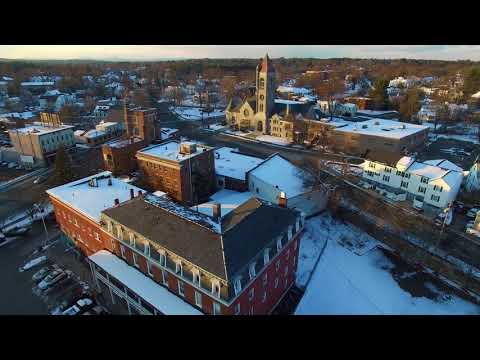 December in Downtown Nashua