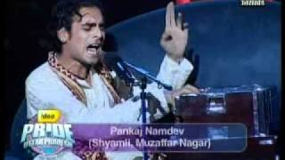 Idea pride of up-Pankaj Namdev-Maula-Maula.flv