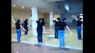 Jamila Sumazau Dance Step