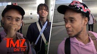 It's A Rap Star Smoke Showdown | TMZ TV
