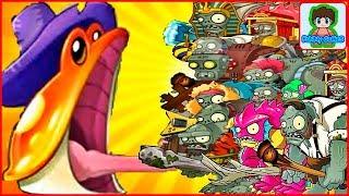 Игра Растения против зомби 2 от Фаника Plants vs zombies 2 141