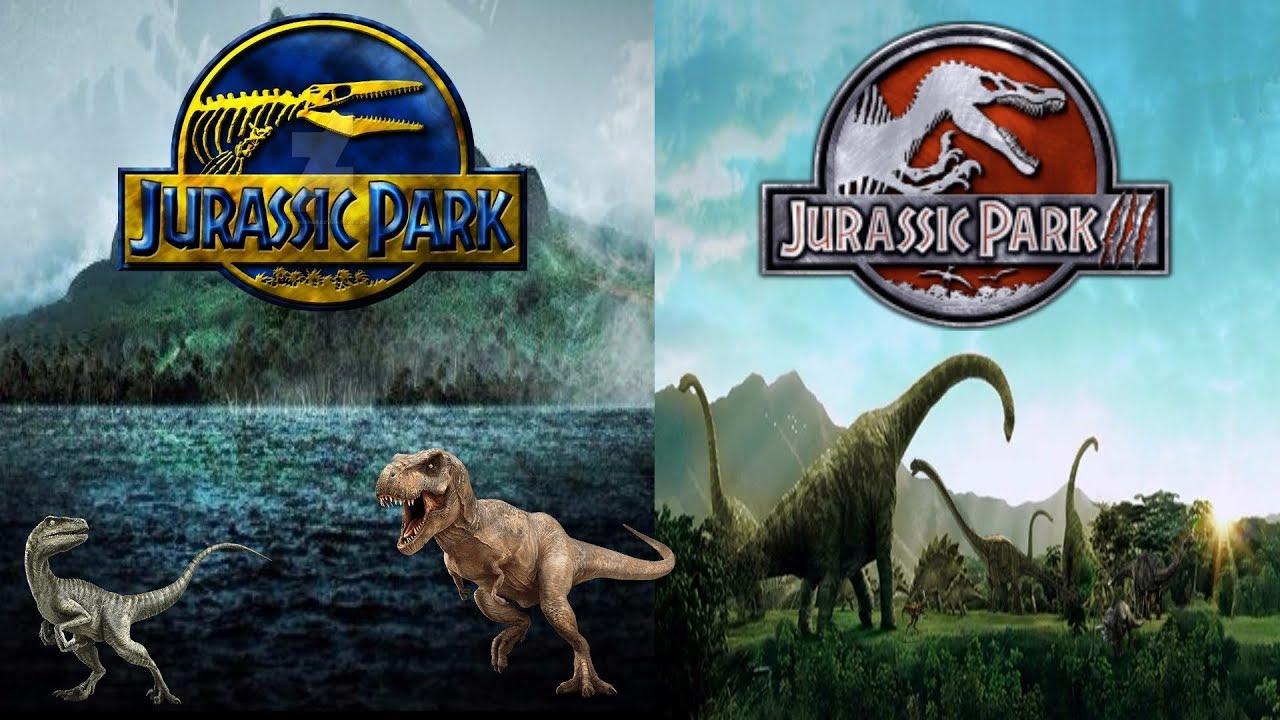 Island Of Jurassic Park