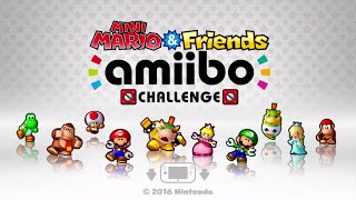 JOGO GRÁTIS COM AMIIBOS - Mini Mario and Friends Amiibo Challenge - Wii U