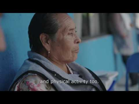 Cities Changing Diabetes in action - Mexico City