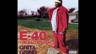 Watch E40 Lifestyles video