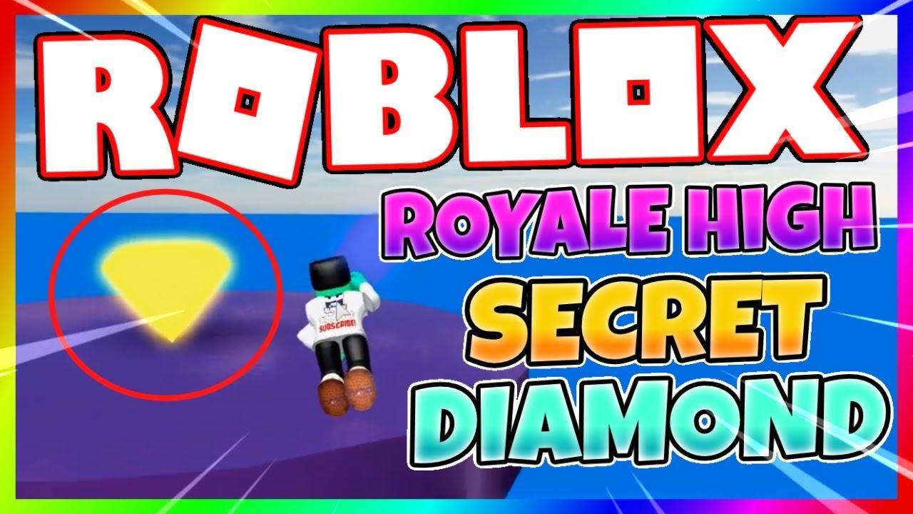 Royale High School - (NEW) SECRET 1 MILLION DIAMOND TRICK - Roblox Gameplay
