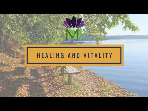 Guided Meditation for Relaxation, Healing and Vitality