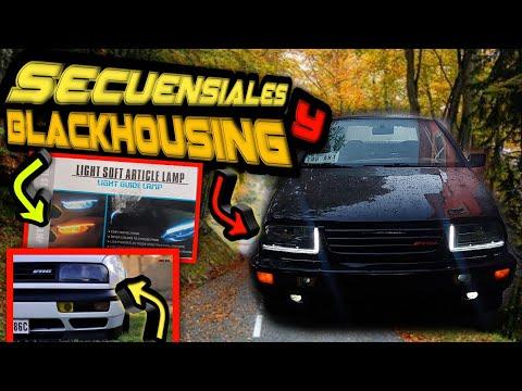 SECUENSIALES y BLACKHOUSING